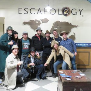 Team Building Escapismo